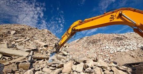 'Concrete' solutions - Eco-innovation Action Plan | Gestion des déchets | Scoop.it