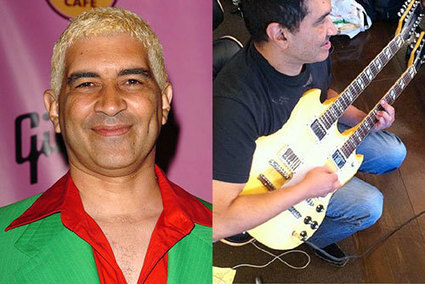 June Flashback: Pat Smear (African-American, Native American, German) [American] | Mixed American Life | Scoop.it