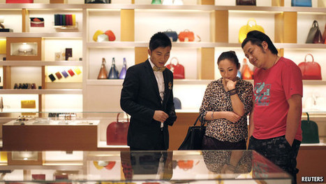 Beyond bling - Life is getting harder for purveyors of luxury in China, but the growth prospects are still fabulous   Sustain Our Earth   Scoop.it