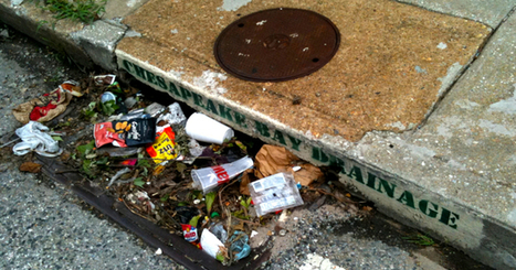 Support the Stormwater Fee in Three Minutes or Less | Blue Water Baltimore | Suburban Land Trusts | Scoop.it