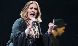 Adele tickets appear online for £9,000 despite singer's efforts to stop touts | Microeconomics: Pre-U Economics | Scoop.it