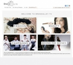 BrandAlley launches BrandAlley.TV - The Drum | Hair There and Everywhere | Scoop.it