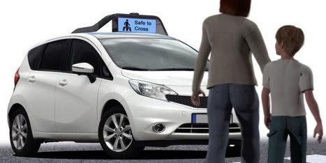 Drive.ai a trouvé comment sécuriser les voitures autonomes en ville | Pulseo - Centre d'innovation technologique du Grand Dax | Scoop.it
