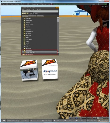 Kitely Market Hypergrid Delivery Is Now Open to All   3D Virtual-Real Worlds: Ed Tech   Scoop.it