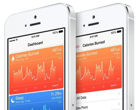Apple Health : la transformation du secteur de la santé est en cours | L'e-santé | Scoop.it