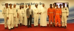 World Health and Safety Day celebrated at Drydocks World | Ship Management International | Health & Safety in the Workplace | Scoop.it