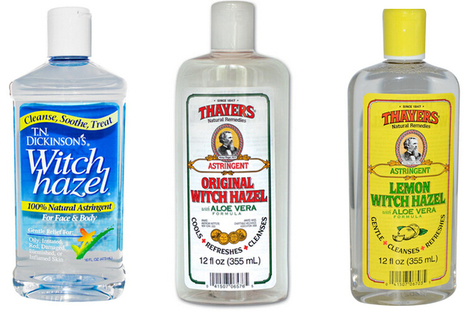16 Wonderful Household Uses for Witch Hazel | Natural Remedy Ideas | Scoop.it