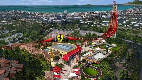 Ferrari to open theme park in Europe | AngloCatalan Affairs | Scoop.it
