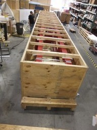 Get Wood Shipping Crates Services | Rigging Services, Machinery Moving, Wooden Crates | Scoop.it