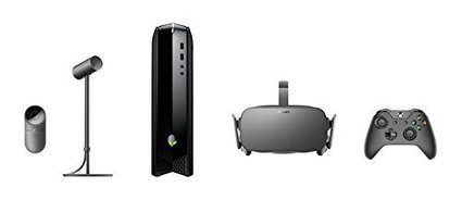 Oculus Rift + Alienware Oculus Ready X51 R3 i5 8GB Desktop PC Bundle - Connect and Be | Nothing But News | Scoop.it