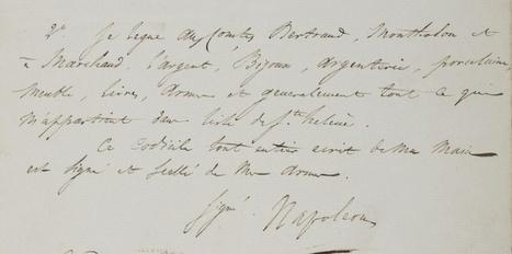 Napoléon, piège à cons ? | Lettres et Manuscrits | Scoop.it