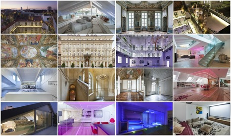 """Italy We Like   Turin's """"The Number 6"""" is the most beautiful building in the world   Italia Mia   Scoop.it"""