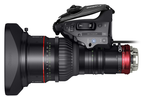 Canon Announces New CN7x17 KAS S 17-120mm Cine-Servo Zoom   Fotografia   Scoop.it