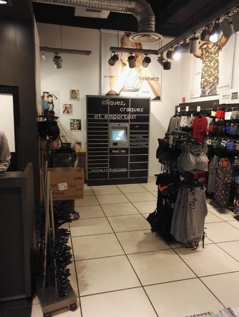 Undiz teste le retrait des achats en casiers automatiques | Retail Intelligence® | Scoop.it