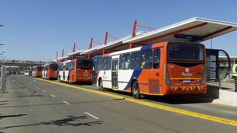 CoLab Radio » Blog Archive » Financing Bus Rapid Transit in African Cities | Urban Africa | Scoop.it