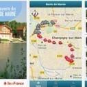 Une application audioguide gratuite pour découvrir les bords de Marne! | Médias sociaux et tourisme | Scoop.it