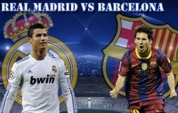Barcelona vs Real Madrid Live Stream | Watch Live Sports | Watch live sports stream | Scoop.it