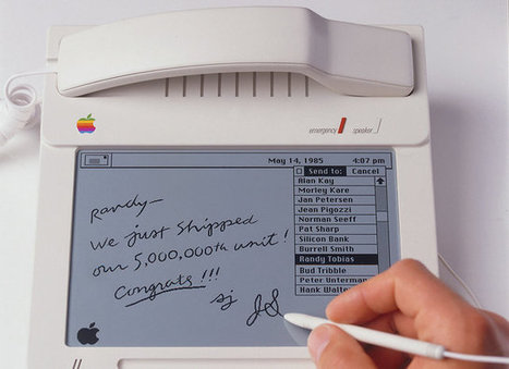 From Phones To Tablets: 26 Apple Designs That Never Came To Be | Smart Phone & Tablets | Scoop.it