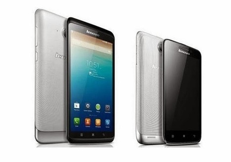 Lenovo launches two mid-range smart phones S930, S650 | Techno World Info | Scoop.it