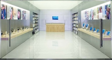 Wave goodbye to the last of Apple's mini-stores | Backlight Magazine. Photography and community. | Scoop.it