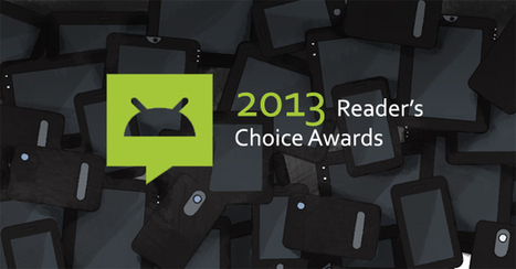 Reader's Choice awards: the best smartphone of 2013 - androidandme.com | Android On Stick | Scoop.it