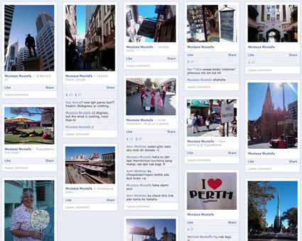 Guide How to View Facebook Photos, Pinterest Style [Quicktip] | Go Mobile Social Local Today  | GoMoSoLo | Scoop.it
