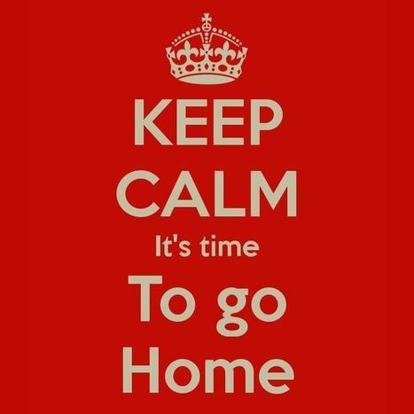 Sal puntual de la oficina y participa en el 'Go Home on Time Day' #SalPuntual #GHOTD | personas, talento, innovación, creatividad | Scoop.it