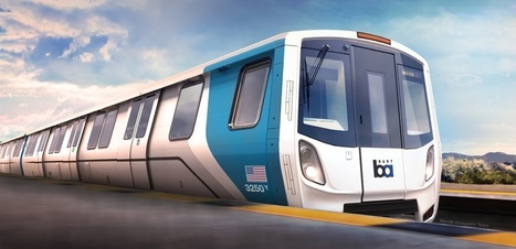 How San Francisco Is Designing Its Metro Train of the Future | Urban Choreography | Scoop.it
