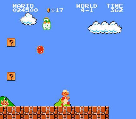 Super Mario Bros Javascript | CRAW | Scoop.it