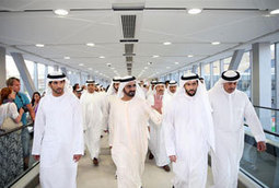 gulftoday.ae | VP tours Concourse 3 at Dubai Airport | Airport Marketing and Public Relations | Scoop.it
