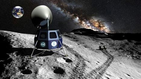 World's first mission to the Moon's south pole announced | Biosciencia News | Scoop.it