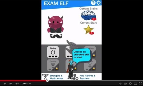 Exam Elf Takes The Anxiety And Stress Out Of Math Exams | Digital school test | Scoop.it