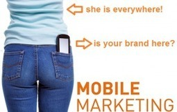 Mobile Is Here – Are You Ready for Mobile Marketing? | Business 2 Community | Public Relations & Social Media Insight | Scoop.it