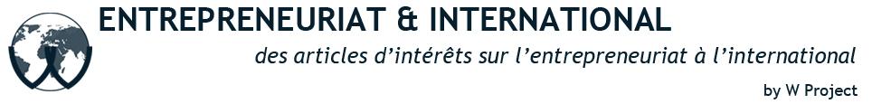 Entrepreneuriat & International