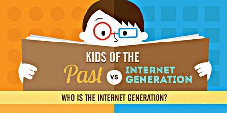 Kids: Past Vs. Internet Generation | Cultures digitales, Gouvernance | Scoop.it