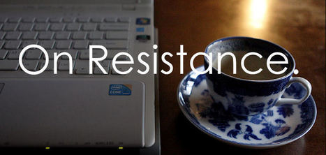 Writing Challenges: overcoming resistance | | reading and writing skillz | Scoop.it