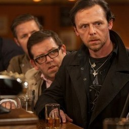 The World's End UK TV Spot   RandomHeadlines   Scoop.it