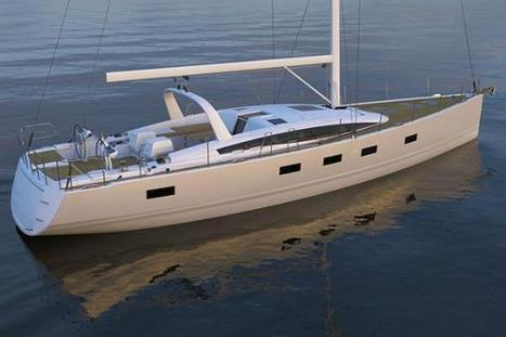 Jeanneau announces new 64 foot sailing yacht - Yacht and Boat | naval engineering | Scoop.it