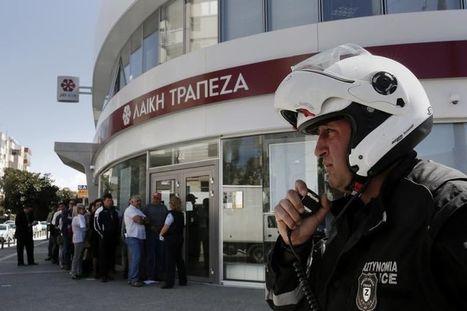 Chypre : «Je veux retirer le maximum et fermer mon compte» | Union Européenne, une construction dans la tourmente | Scoop.it