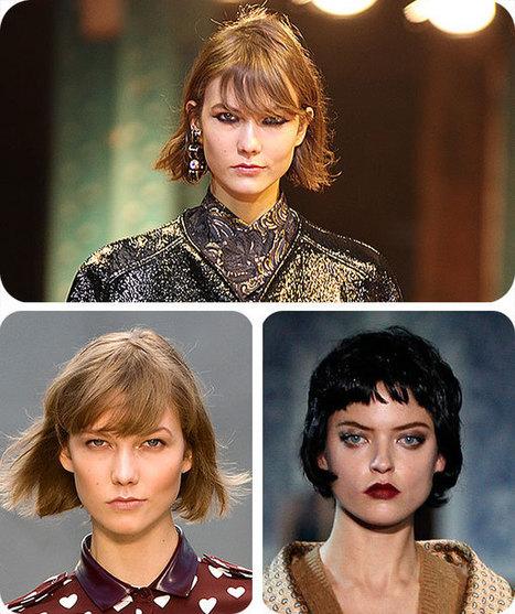 Haartrends 2014. Natuurlijke kapsels zijn in, kort haar komt terug - Trendystyle, de trendy vrouwensite | kapsel trends | Scoop.it
