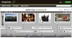 Six Multimedia Timeline Creation Tools for Students | Engagement Based Teaching and Learning | Scoop.it