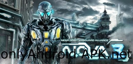 N.O.V.A. 3 v1.0.7 APK+DATA(MOD Unlimited Gold Coins) Free download Online | Only Android Apk | Only Android APK=> onlyandroidapk.com | Scoop.it