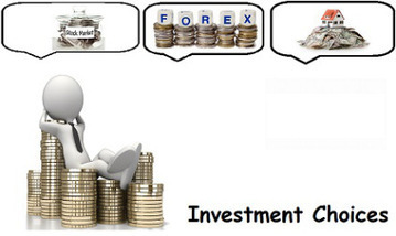 Investment choices | Forex Philippines | Scoop.it