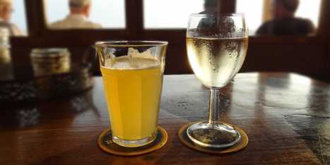 If You Like This Beer, Then You'll Love This Wine [Infographic] | Autour du vin | Scoop.it