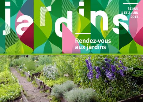 Du 31 MAI au 2 JUIN - Rendez-vous aux jardins en Aveyron   Infos tourisme en Aveyron   Scoop.it