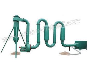 Sawdust Pipe Dryer/Flash Dryer For Complete Wood Pellet Plant | Pellet Making Machine Products | Scoop.it