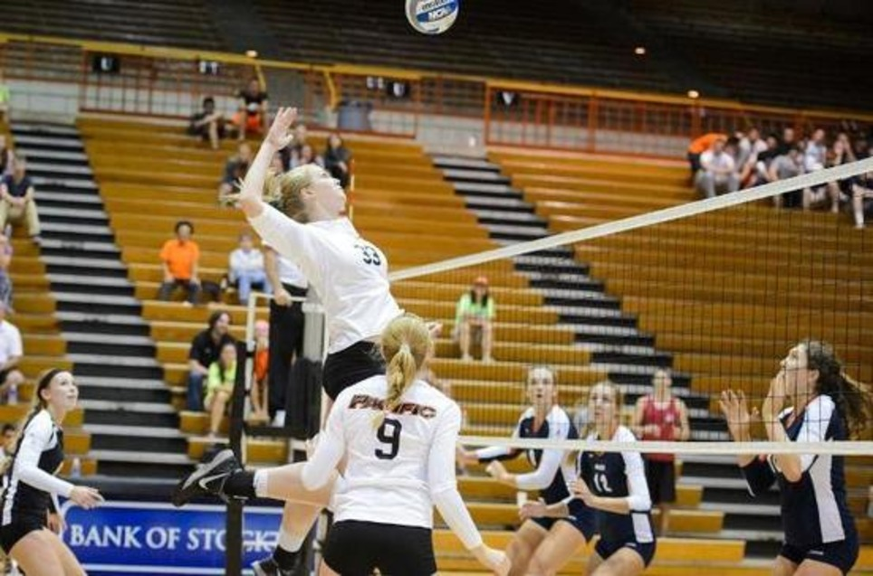 VB   Critical Road Win Goes To The Tigers In Five At Gonzaga   WCC Weekend Updates   Scoop.it