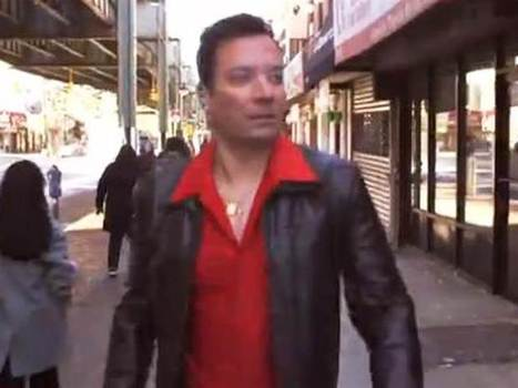 Jimmy Fallon has the 'Fever,' channels Travolta in 'Tonight' promo - Today.com   Grant Santino, the UK's first World Freestyle Disco Dance Champion. #DiscoIsBack   Scoop.it