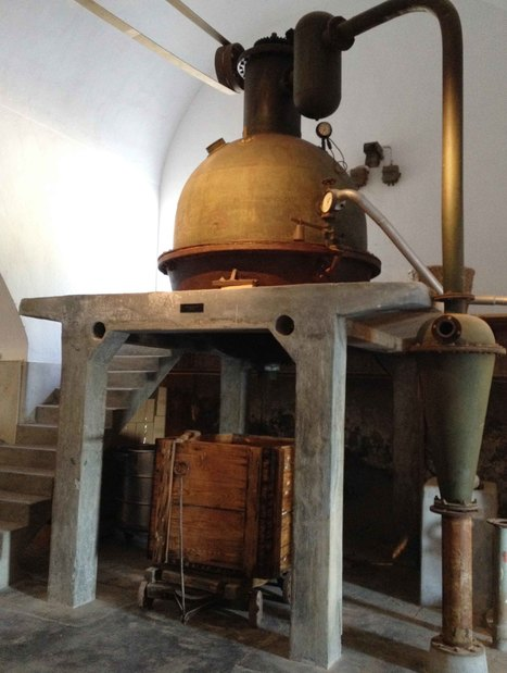 On Santorini, the indigenous tomato paste gets its own historical museum   Greek tastes   Scoop.it