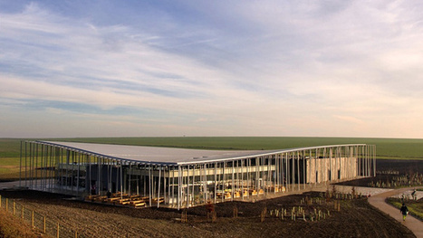 GB : Stonehenge's New Visitor Center Looks Positively Neolithic | World Neolithic | Scoop.it